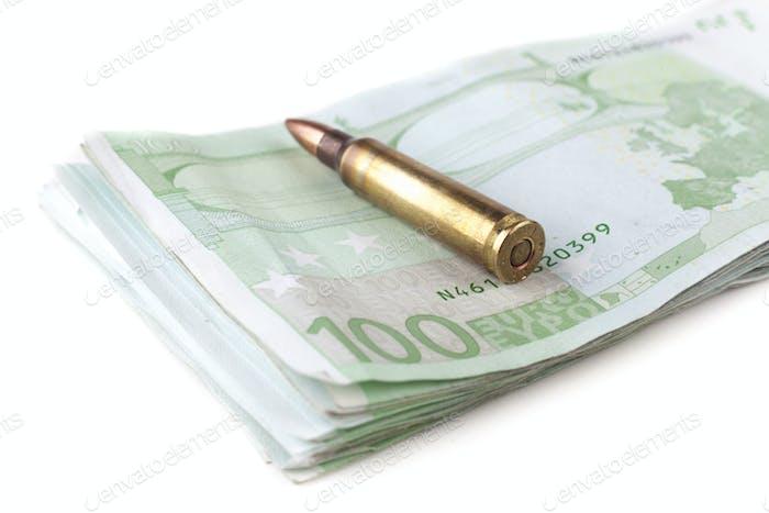 Hundred Euro Bullet
