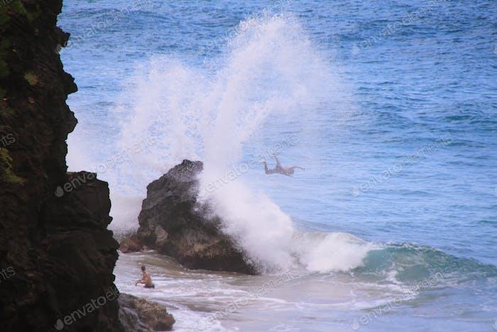 Hanakapi'ai beach