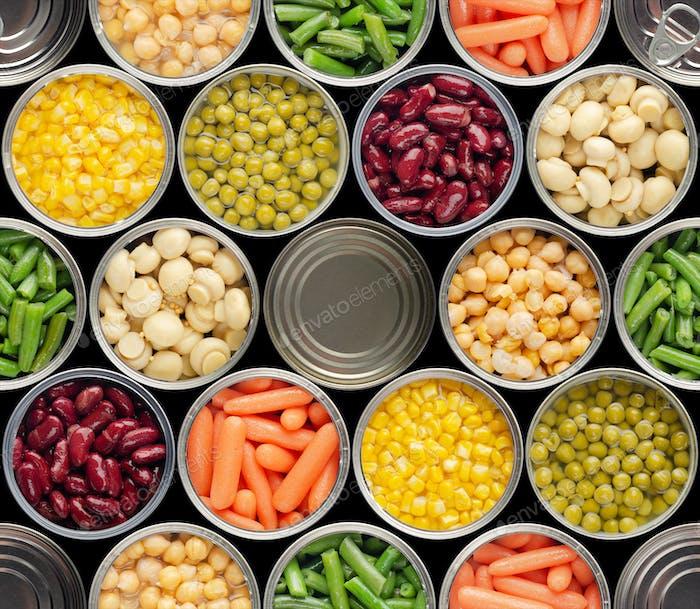 Fond alimentaire sans soudure