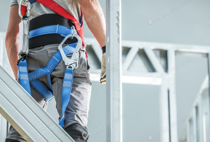 Construction Safety Harness