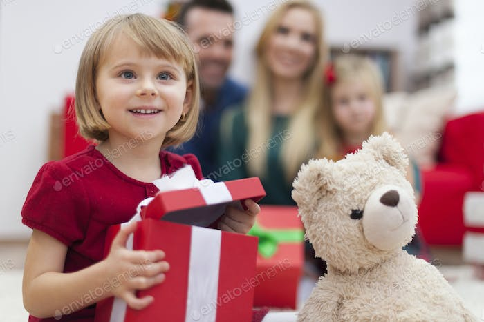 Christmas is good time for children