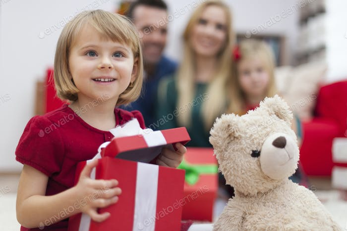 Weihnachten ist gute Zeit für Kinder
