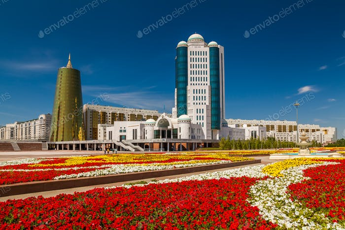 House of Parliament of the Republic of Kazakhstan, Astana