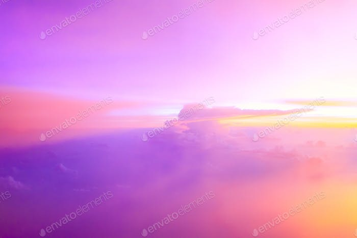 Nature sky background