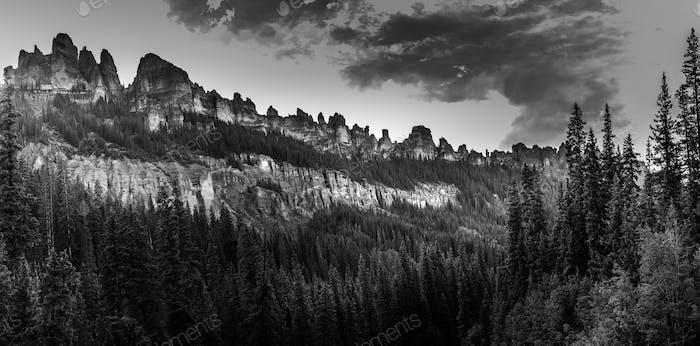 Pinnacle Ridge San Juan Mountains