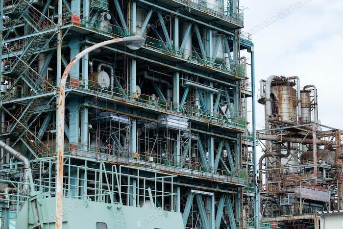 Industrie-Szene