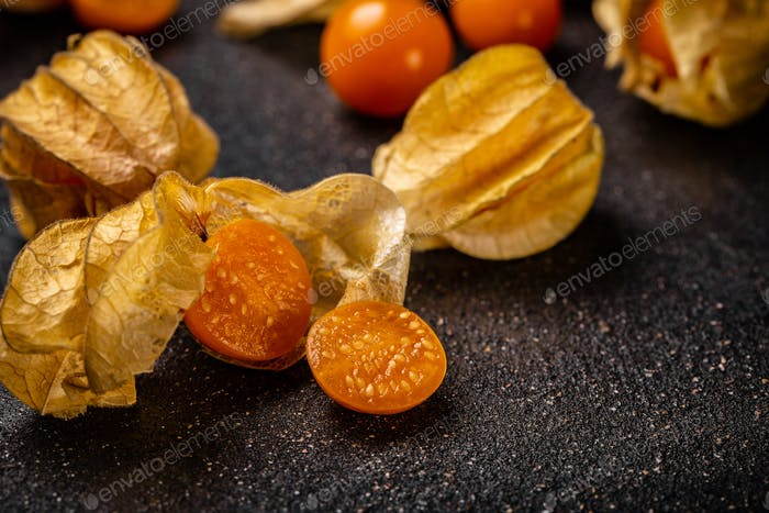 Physalis peruviana fruit