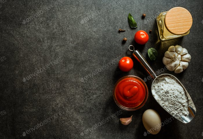 food spice and herbs