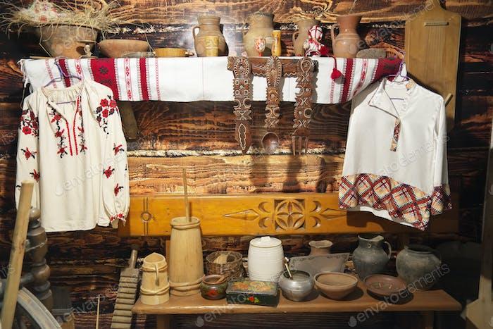 Ukrainian traditional culture.