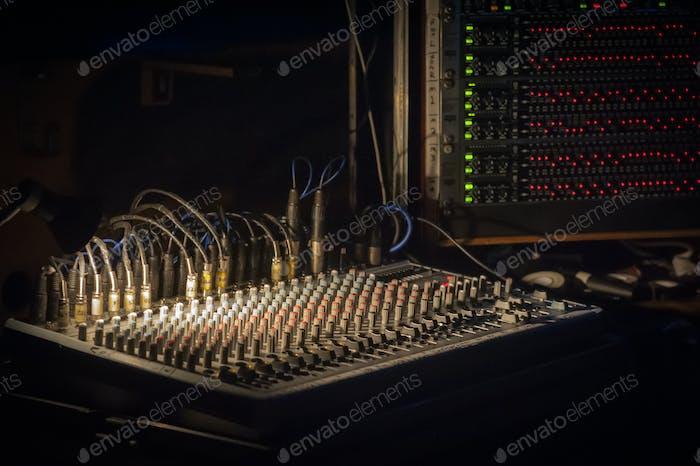 music soundboard