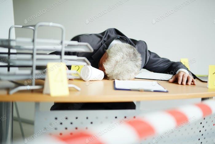 Killed at work