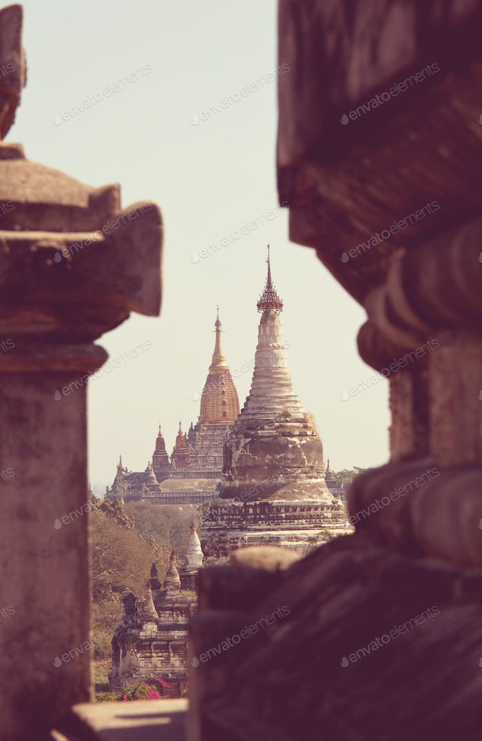 Architecture in Myanmar
