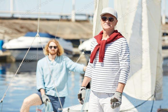 Season of sailing