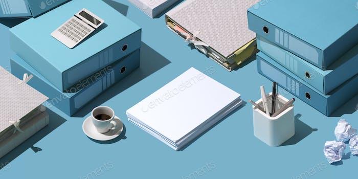 Geschäftsführung und Archiv