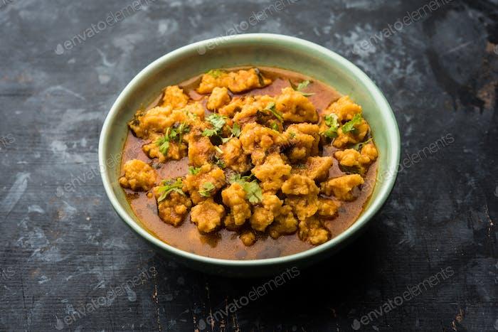 Home made mung dal masala vadi, Indian recipe