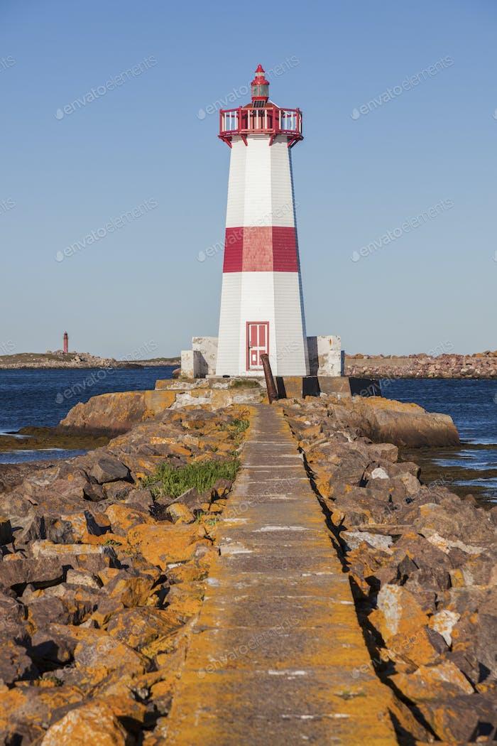 Saint Pierre Lighthouse