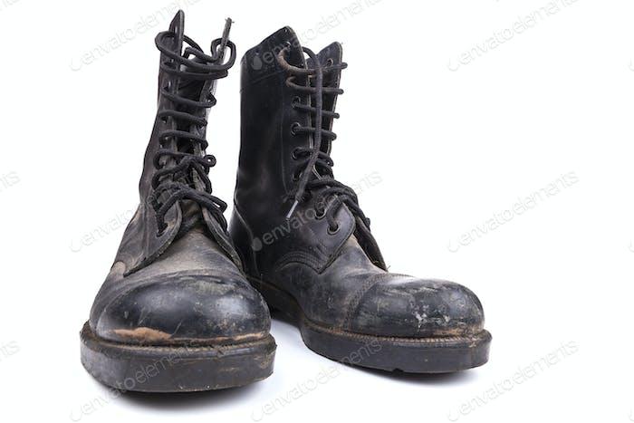 Paar Stiefel