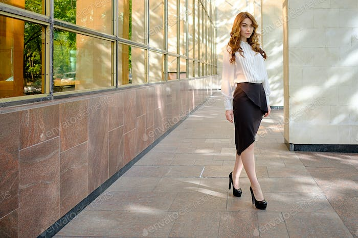 Business Woman outfit for office