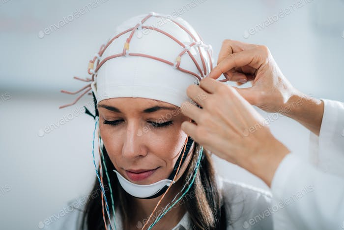 EEG Brainwave Scannen