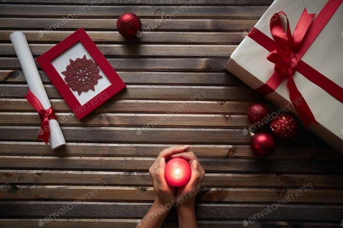 Das Weihnachtsgebet
