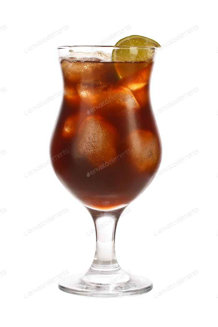 Fresh cola drink