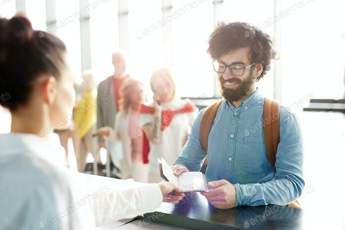 Flight registration