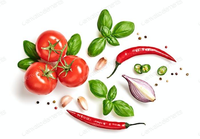 Tomato cook