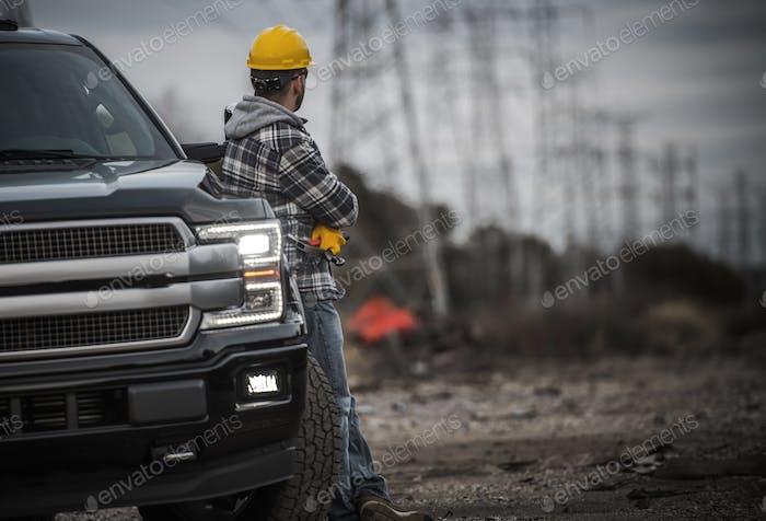 Contractor Field Work Job