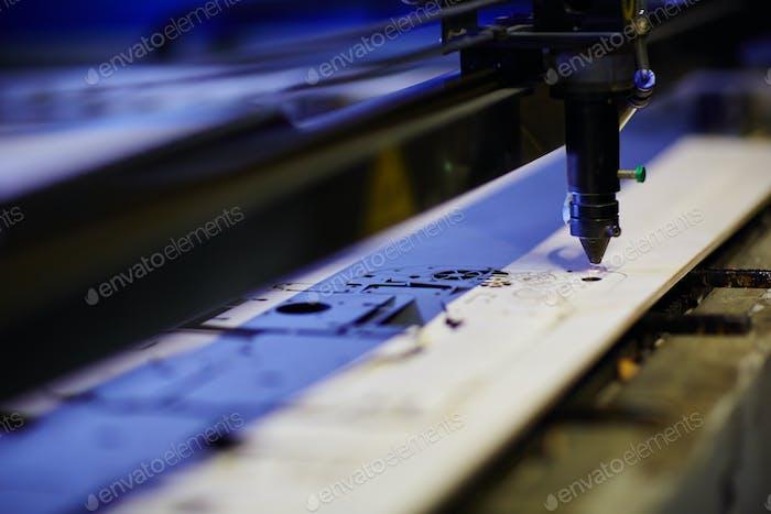 Laser craft