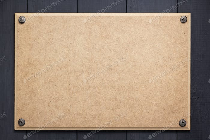 black wooden background as texture surface