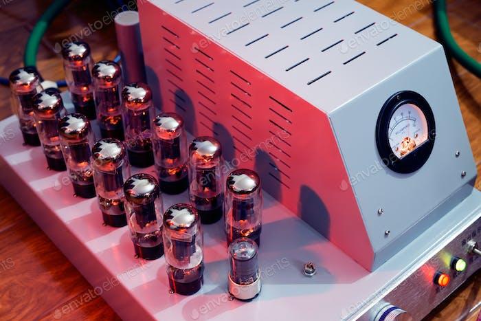 Vacuum tubes