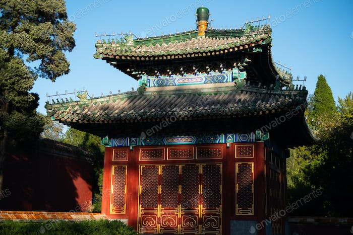 Royal Chinese architecture