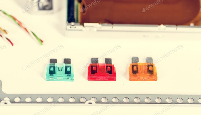Electronic resistance hardware spare part
