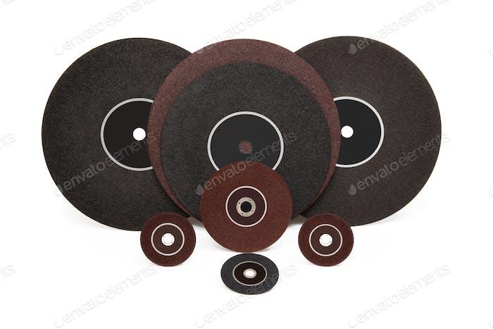 Grinding and polishing Industrial wheels