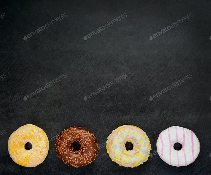 Doughnuts on Copy Space