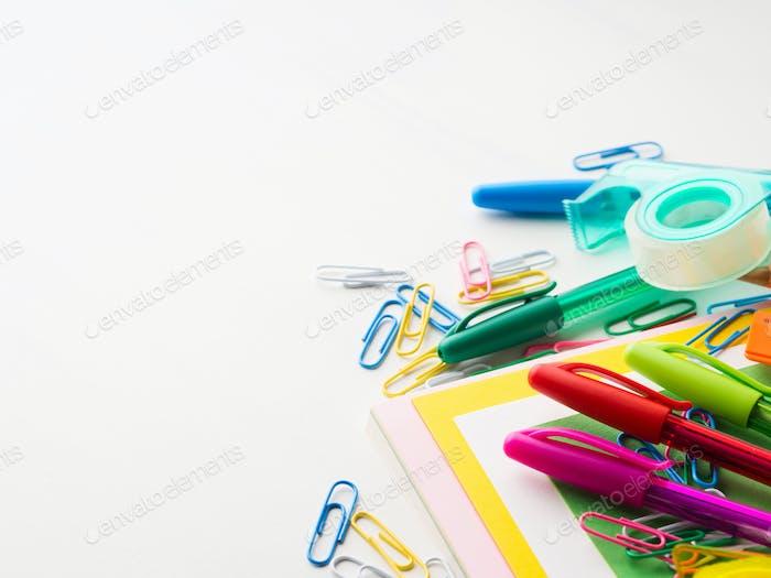 Schreibwaren bunte Schule Schreibwerkzeuge Zubehör Stifte
