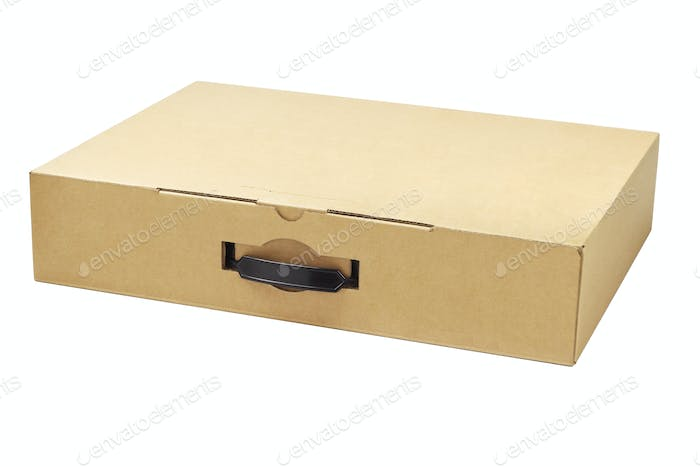 Laptop Computer Packaging Box