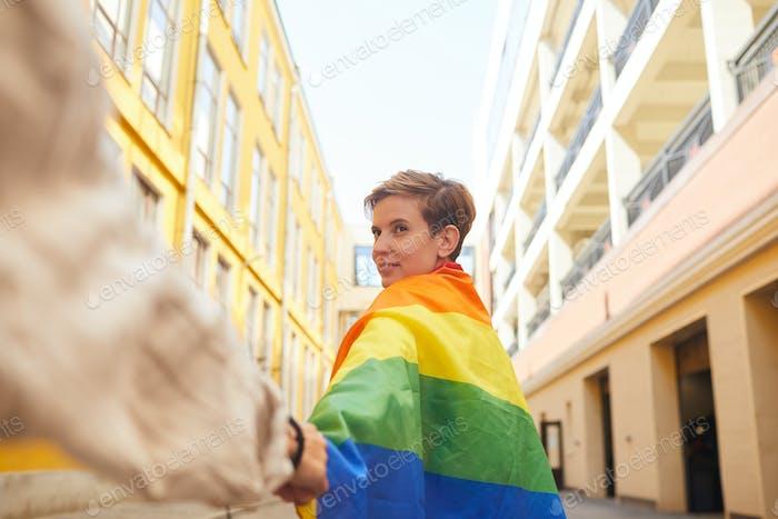 Lesben in der Parade