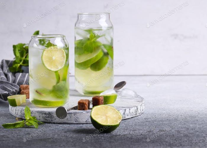 Summer Mojito Lemonade