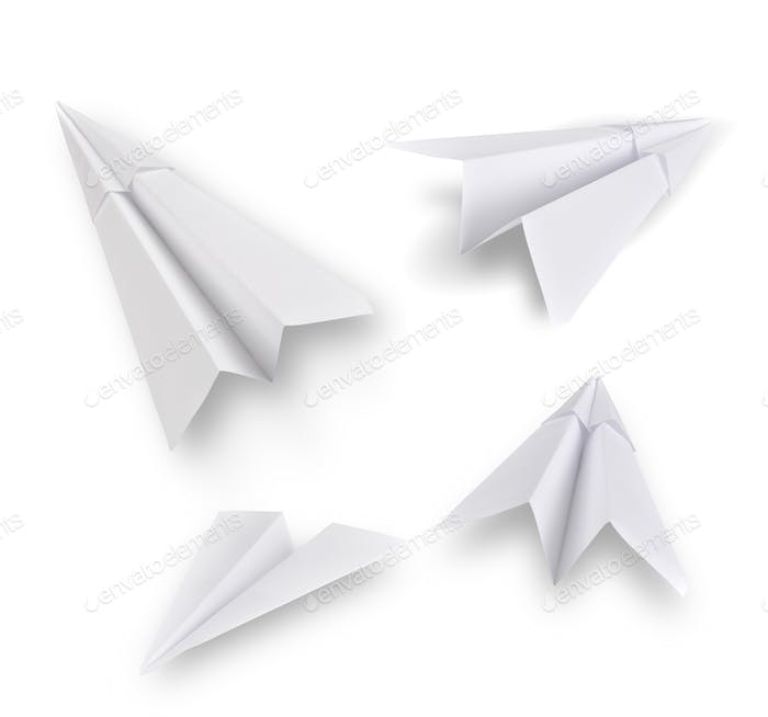 Thumbnail for paper planes