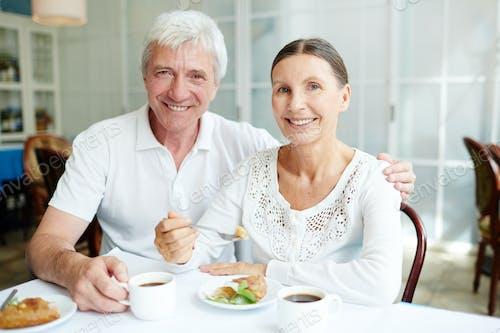 Aged spouses