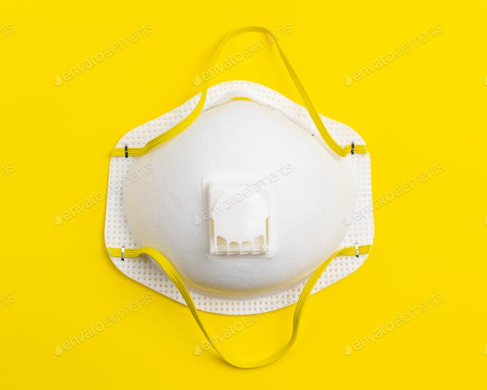 Medical respiratory N95 face mask