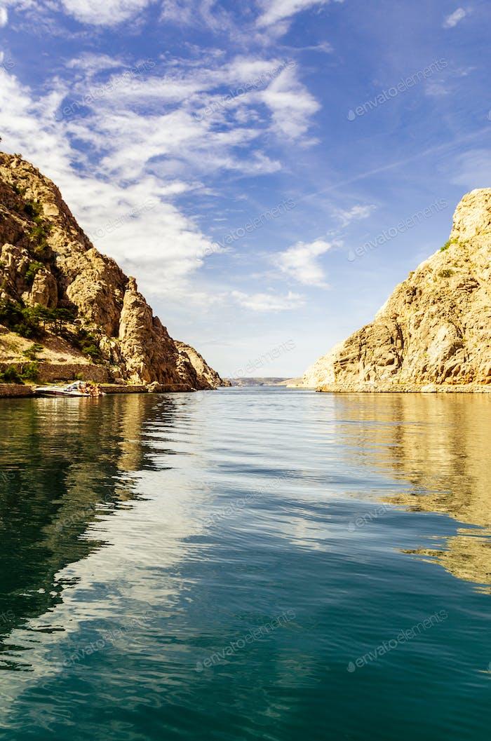 Kroatien raab Mittelmeer Reiseort
