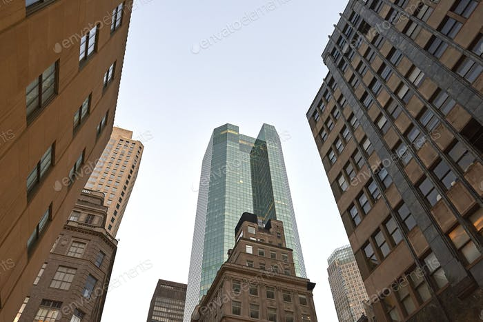 Manhattan Skyscapers