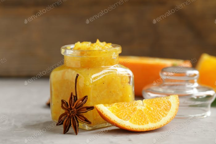 Homemade Orange Jam