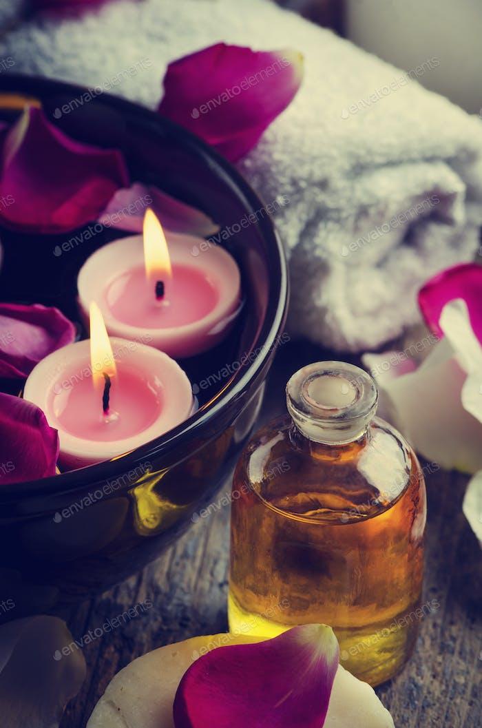 Aromatherapie Öl