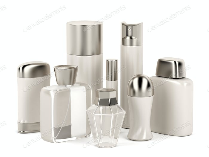Group of cosmetic products