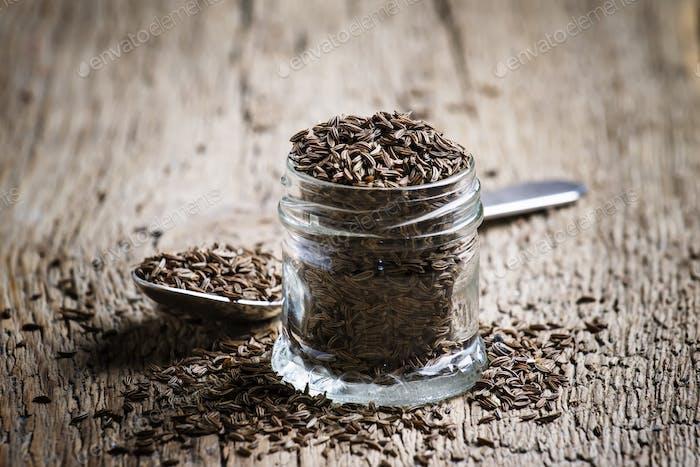 Caraway grain