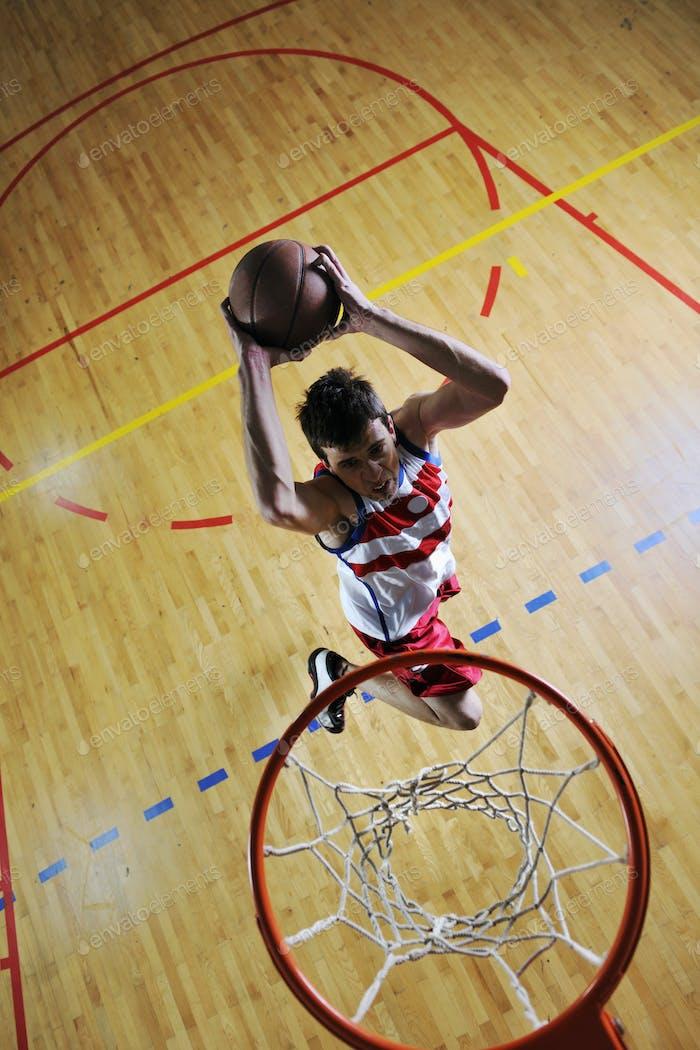 Basketballsprung