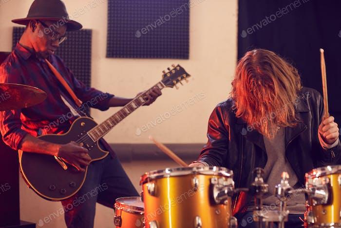 Modern Rock Band